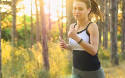 Bieg to siła treningu! Niemal każdy w swoim istnieniu …